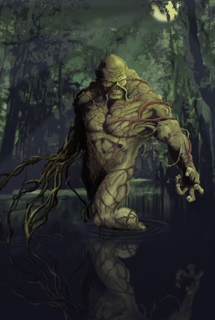 Swamp Thing | Swamp Thing | Pinterest