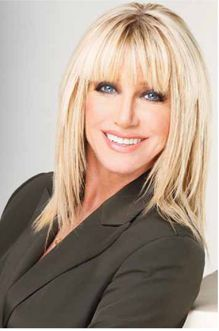 suzanne somers hairstyles : Suzanne Somers. I like her hair Makeup,Hair & Beauty Tips Pintere ...
