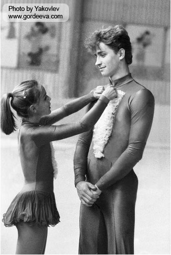 Best pairs team in the history of the world, ever. 1986, Katia Gordeeva & Sergei Grinkov