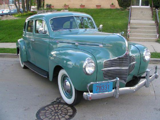1940 dodge deluxe 4 door cars pinterest for 1940 dodge 4 door sedan