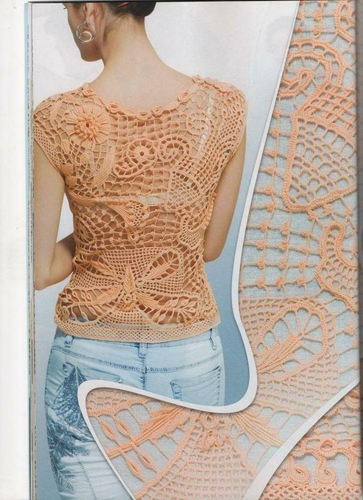 Irish Crochet Lace Shawl Pattern : Bruges lace shawl Special issue Duplet Irish Lace 10 ...