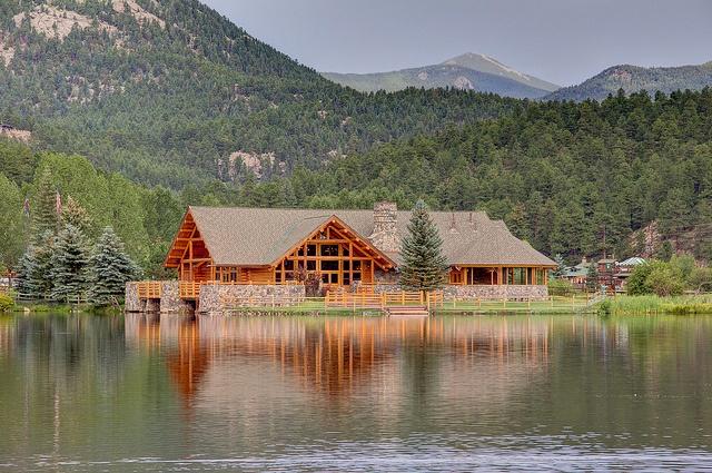 Evergreen Lake House Wedding Pinterest