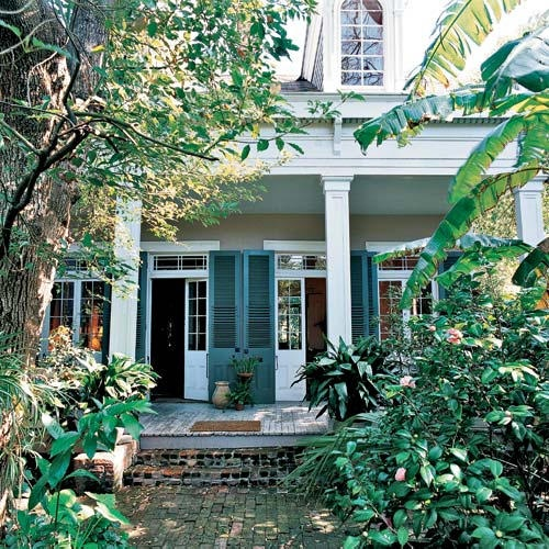 Creole Style House Dream Home Pinterest