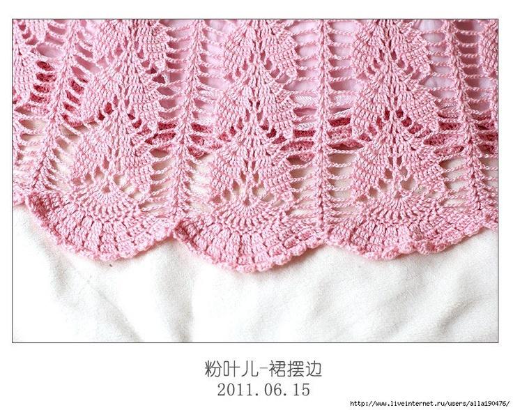 Videos De Faldas Tejidas a Crochet