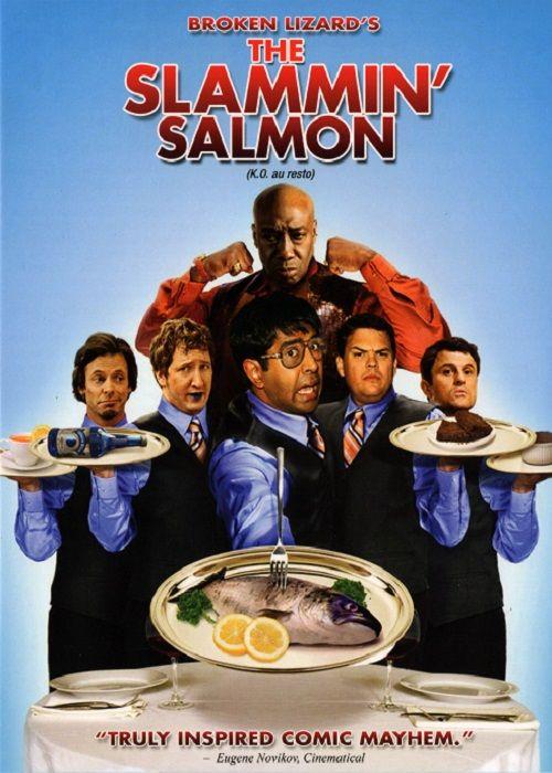 The Slammin' Salmon (2009) | Michael Clarke Duncan | Pinterest