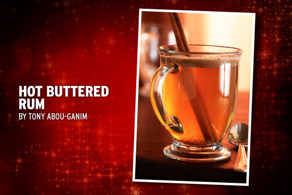 Hot buttered Rum | Cocktail Time! | Pinterest