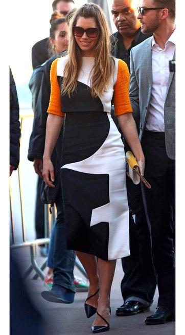 Cannes 2013 - Jessica Biel