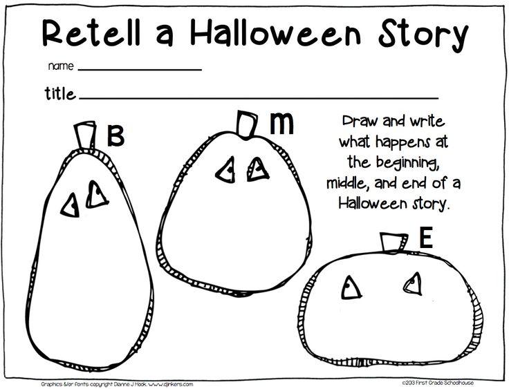 Halloween Lessons, Activities & Resources, Grades 6-8