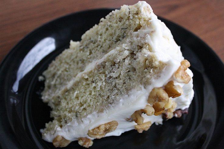 Banana Cake Recipe | DESSERT RECIPES | Pinterest