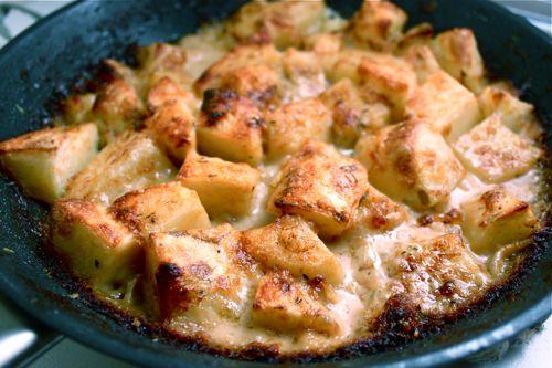 potato gratin mashed potato gratin cod leek and potato gratin potato ...