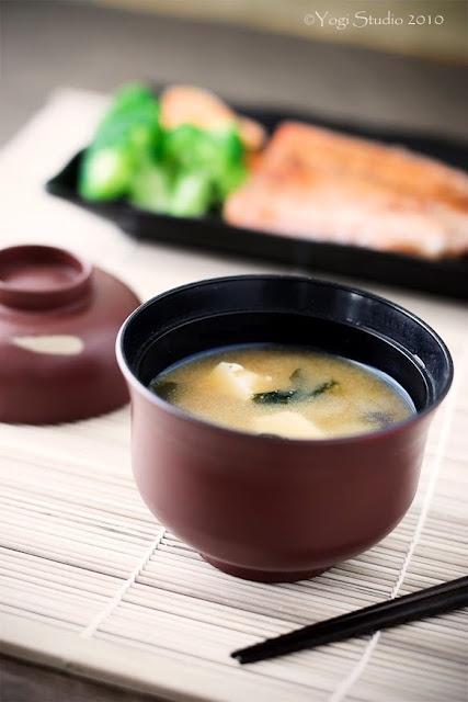 Miso soup | tasty | Pinterest