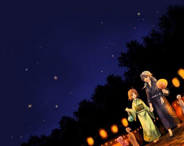 Harvest Moon: Tree of Tranquility | Akari / Angela and Luke