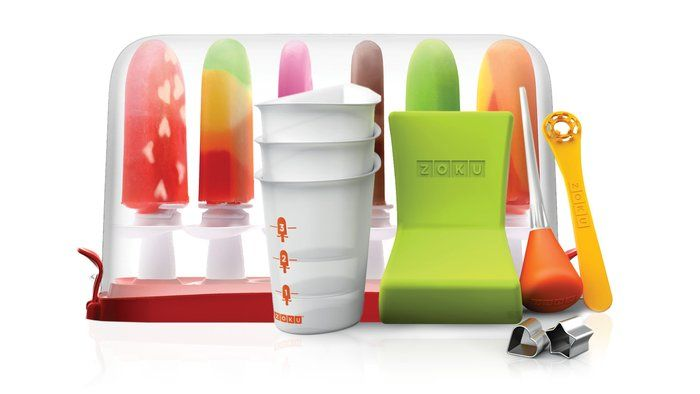 make popsicles in 7 minutes!  gotta get it for summer.