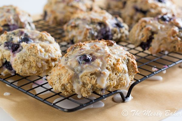 Blueberry Lemon Scones | Cakes, pies oh my | Pinterest