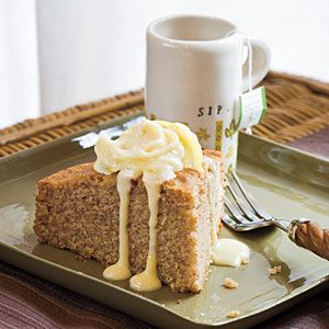 Lemon Hard Sauce with Gingerbread* I originally found this recipe in ...