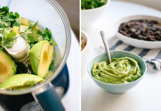 Kale, Black Bean and Avocado Burrito Bowl - Cookie and Kate (10.5)