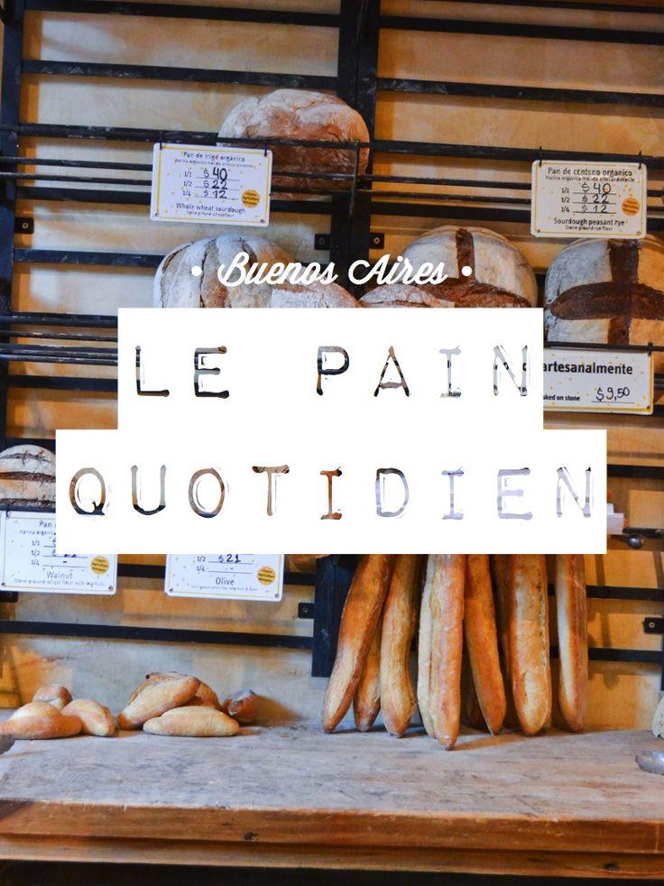 Comocomecami- Le pain cotidien
