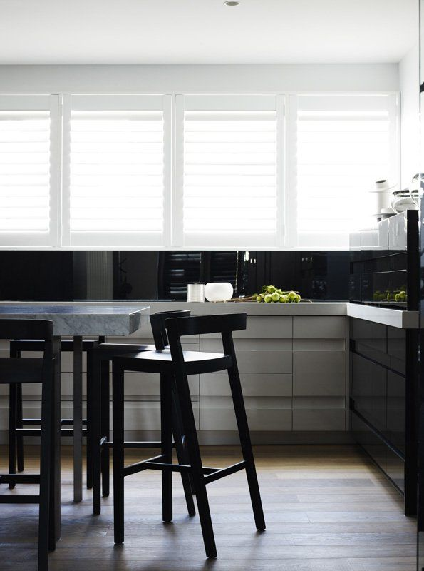 kitchen — RCG Residence by Mim Design via @Contemporist .com