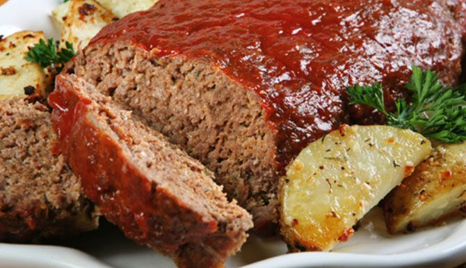 GLAZED CAJUN MEATLOAF | Favorite Recipes | Pinterest