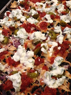 chicken and black bean nachos | Recipies To Try | Pinterest