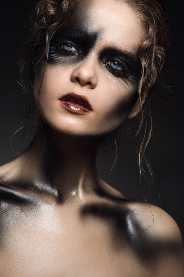 Dark angel makeup ideas