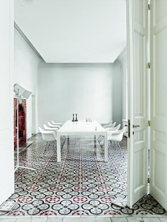 Moroccan Floor Tiles Things For My House Pinterest