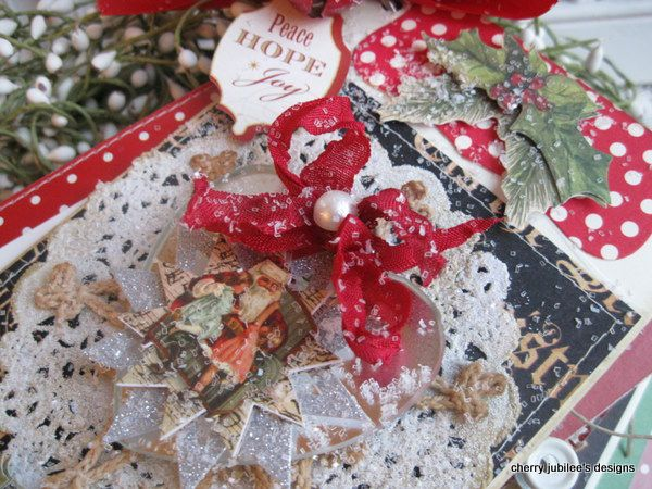 Cherry's Jubilee: November 2011 | Christmas tree decorations I can ma ...