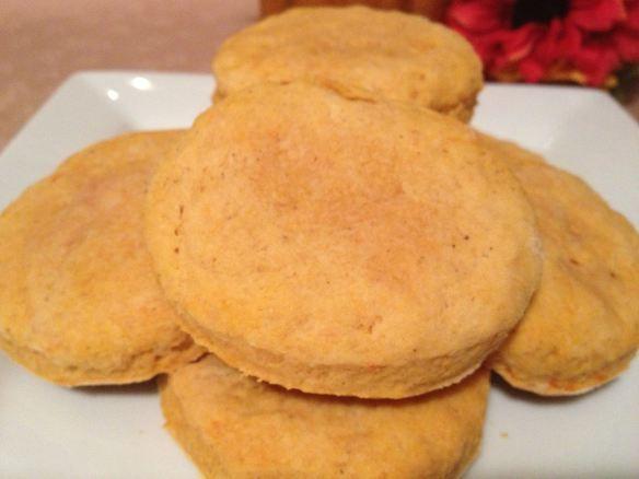 Sweet Potato Biscuits | happy & healthy. | Pinterest
