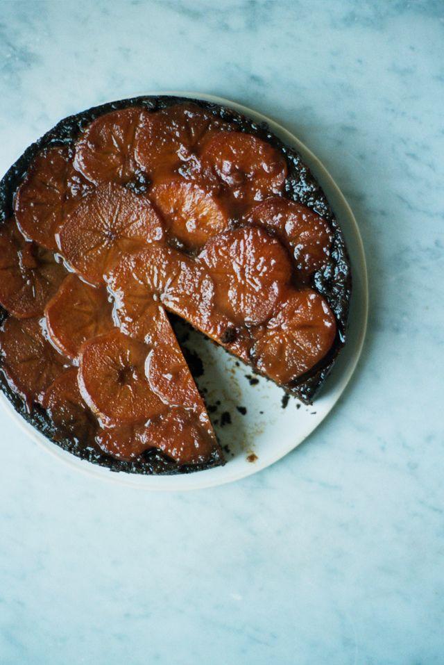 pudding cake circle b kitchen circle b kitchen persimmon pudding cake ...