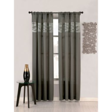 Jcp curtains for the home organizing pinterest for Jcpenney living room curtains