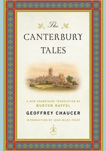 a review of geoffrey chaucers the canterbury tales The canterbury tales a new unabridged translation by burton raffel geoffrey  chaucer the modern library: 624 pp $35 chaucer himself.