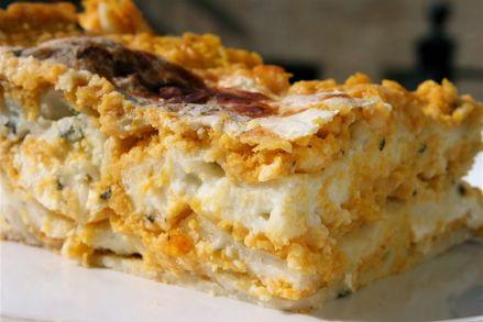 Roasted Butternut Squash Lasagna | Dinner Ideas | Pinterest