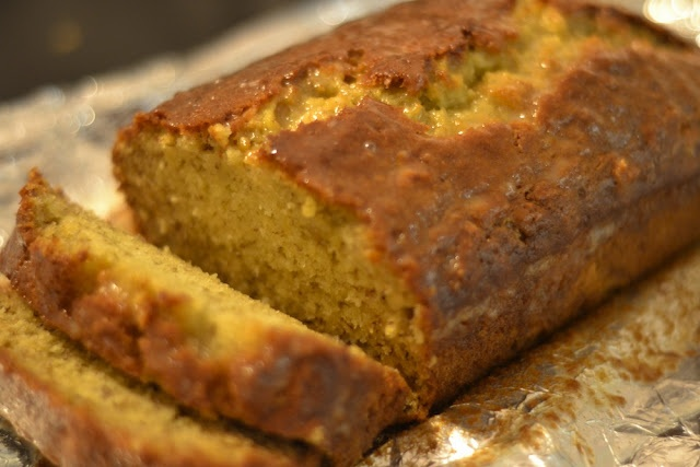 Buttermilk banana bread | I love food. | Pinterest