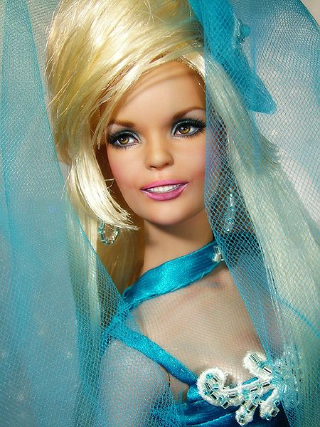 Jayne Mansfield by Karen Kay | Dolls - Heads | Pinterest