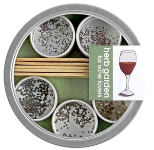 ... draw to win Win a Organic Herb Kit for Wine Lovers from SeedsNow.com