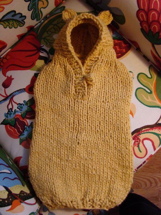 Free Baby Bunting Knitting Patterns : Pin by Mane Erre on --Mum-- Pinterest
