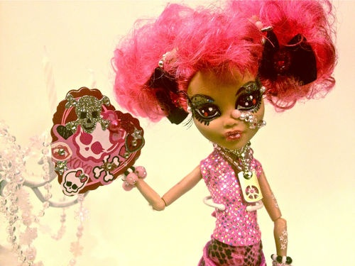 monster high valentines day dress up