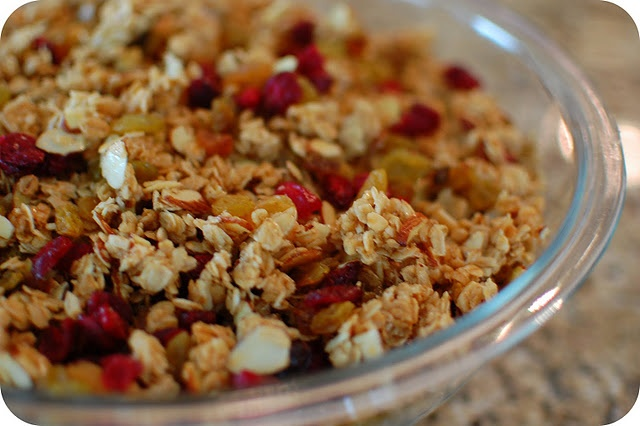 best granola in the whole wide world"