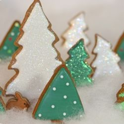 Gingerbread Cookies With Royal Icing Recipes — Dishmaps