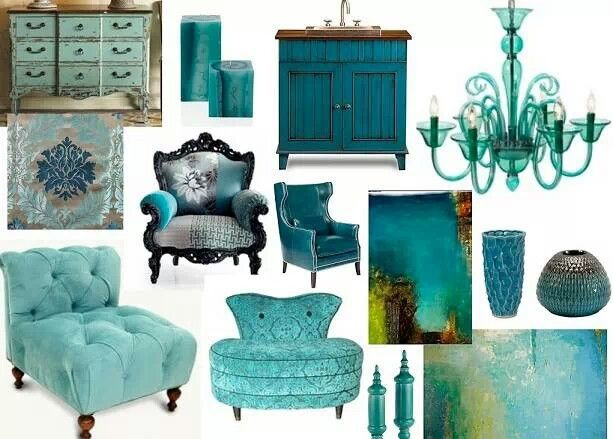 Turquoise accents home decor pinterest for Home decor and accents