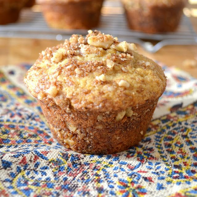 Cardamom Coffee Cake Muffins | Cupcakes And Muffins | Pinterest