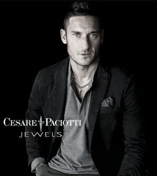 Francesco Totti | God Bless Fútbol (soccer) | Pinterest