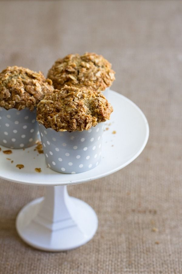 blueberry crumb muffins | breakfast | Pinterest