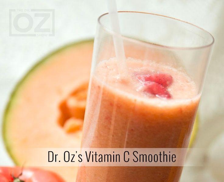Dr. Oz s Vitamin C Smoothie #Dailylifebuff