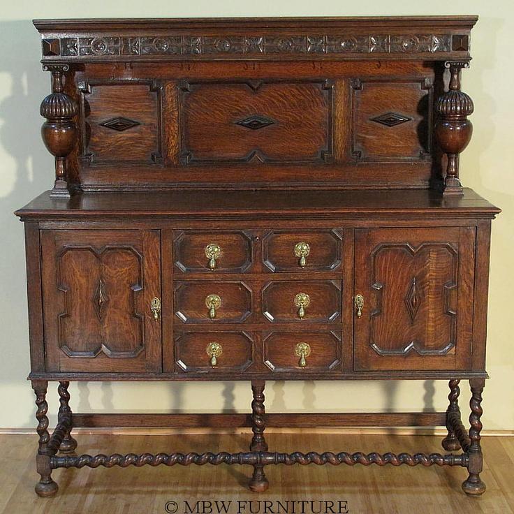 brise vue bois antique oak sideboards and buffets furniture. Black Bedroom Furniture Sets. Home Design Ideas