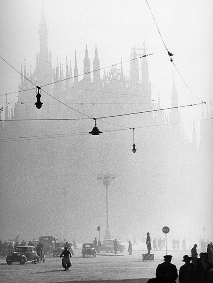 Milan in the Fifties