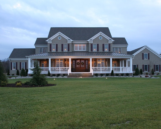 Double Gable At Front Home Ideas Pinterest