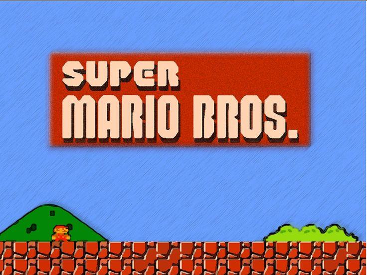 super mario brothers valentine cards