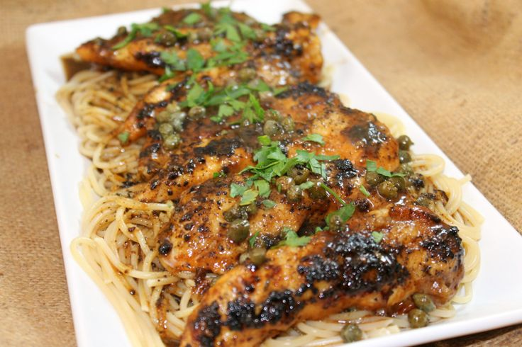 Chicken Piccata | Recipes to try | Pinterest