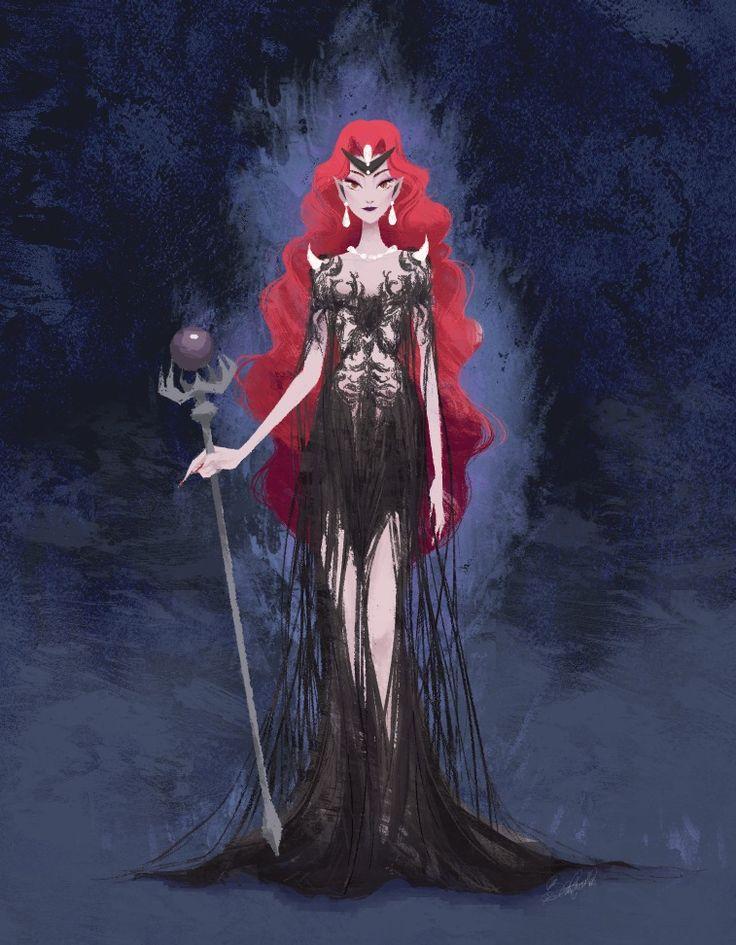 Queen Beryl | SAILOR MOON STUFF